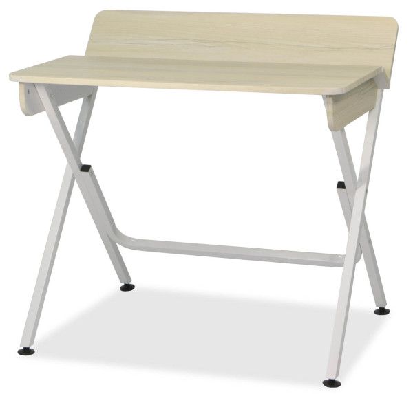 Revetir Study Desk White