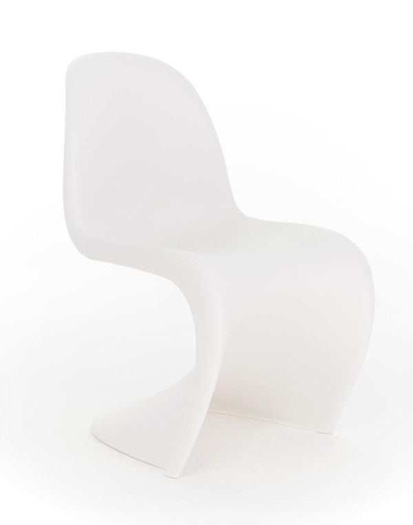 designer replica panton chair white furniture home d cor fortytwo. Black Bedroom Furniture Sets. Home Design Ideas