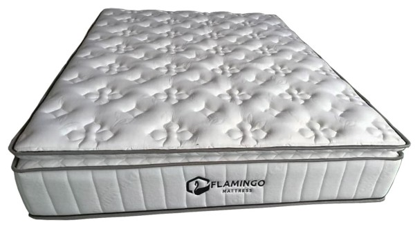Flamingo Pocketed Spring Mattress With Pillowtop
