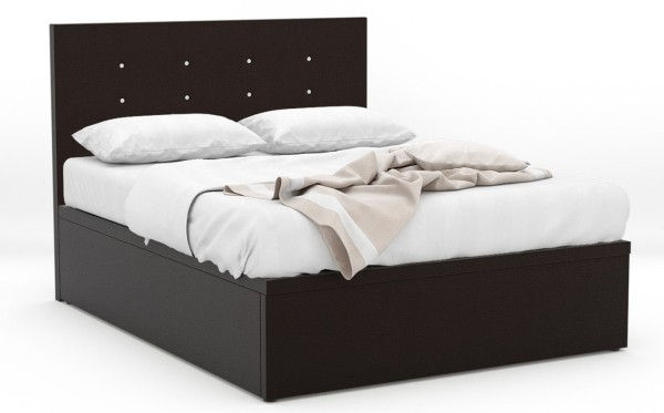 RayLight Faux Leather Bedset Package (Queen)