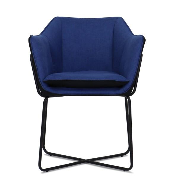 Sidney Armchair (Blue)