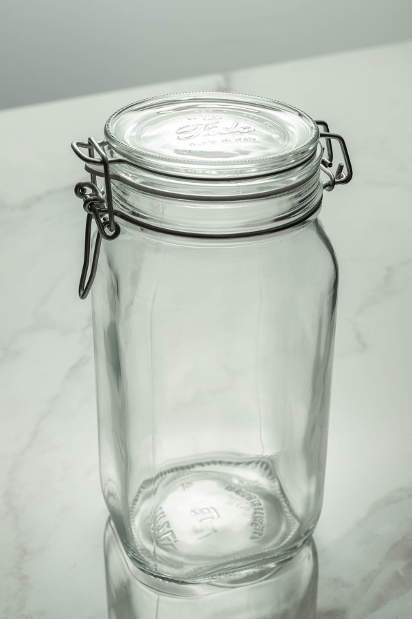 Fido Glass Jar 1500ml
