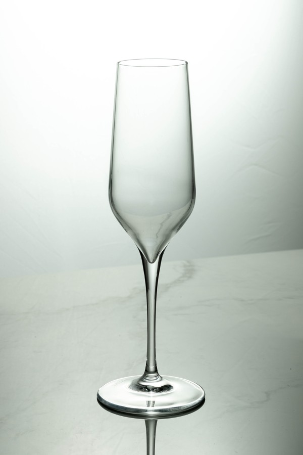 Electra Champagne Flute 230ml, Set of 6
