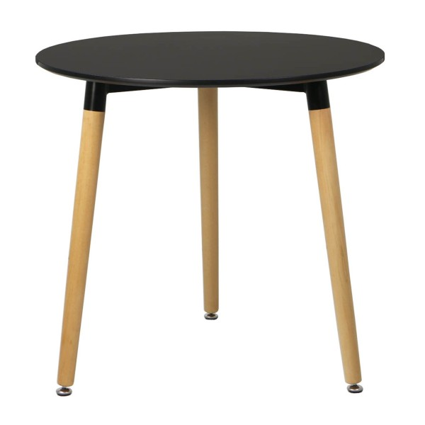Ryder Round Table (Black)