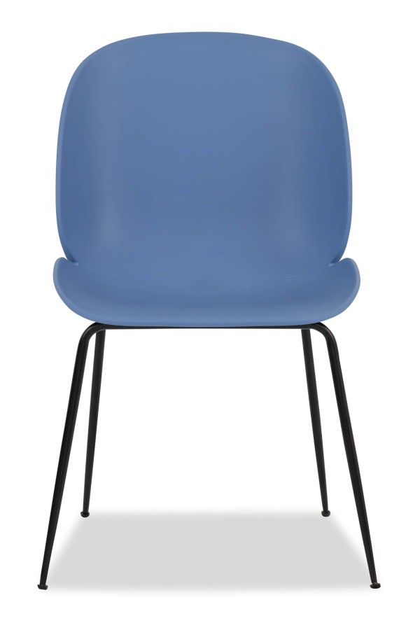 Beetle Chair Replica (Light Blue)