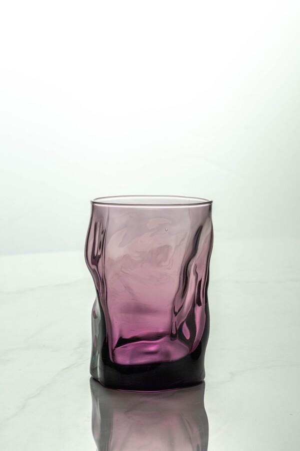 Sorgente Water Glass 300ml (Violet)