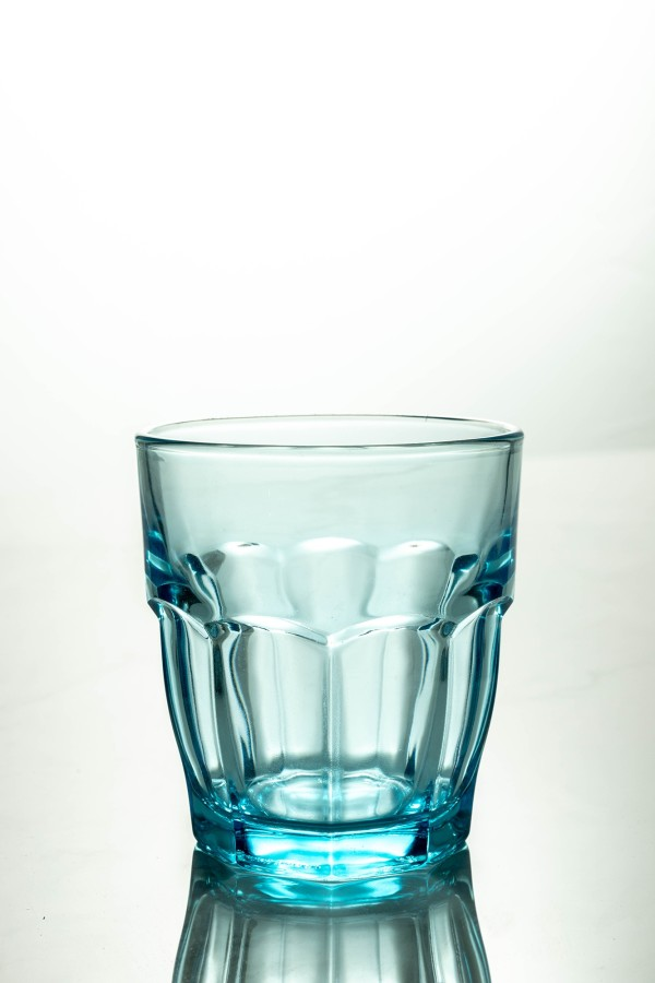 Rock Bar Lounge Rock Glass 270ml (Ice Blue)