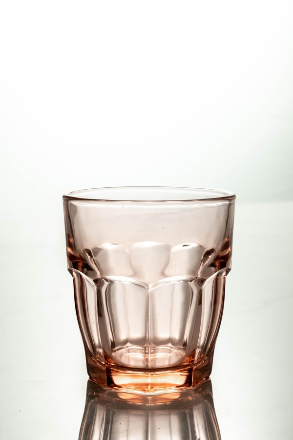 Rock Bar Lounge Rock Glass 270ml (Peach)