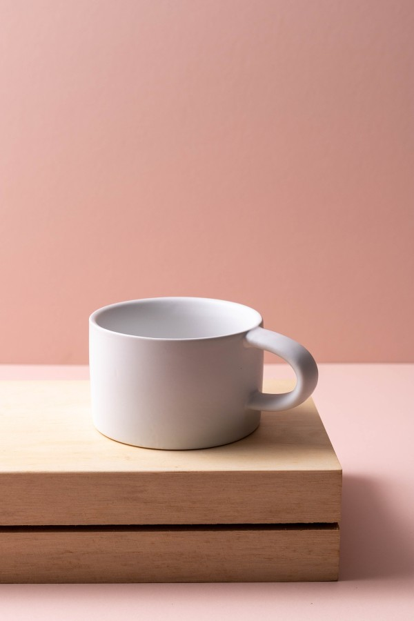 Jove Coffee Mug (White)