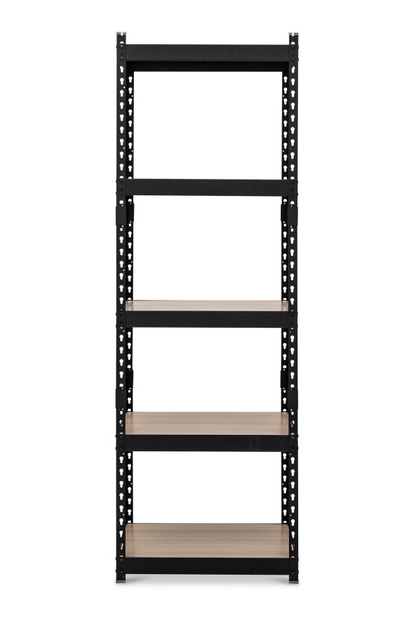 Bardrick Small Open Shelves (Black)