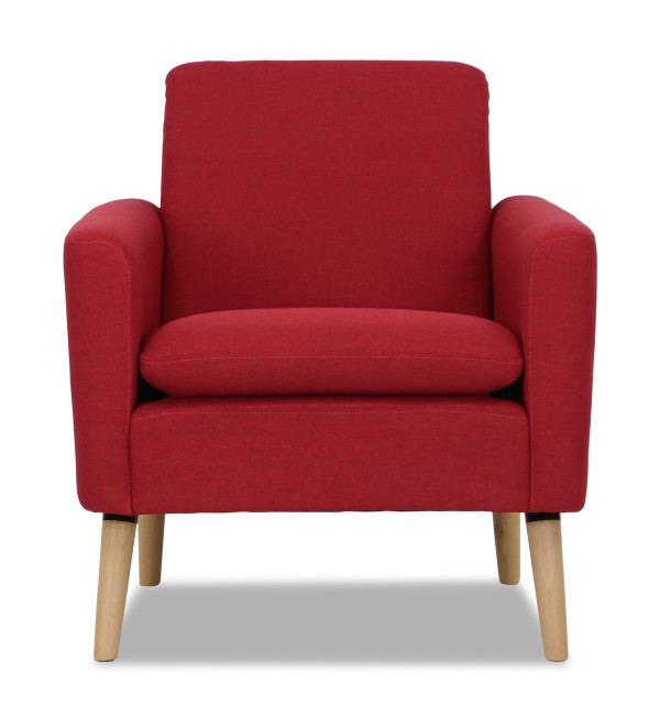Estera Arm Chair (Red)