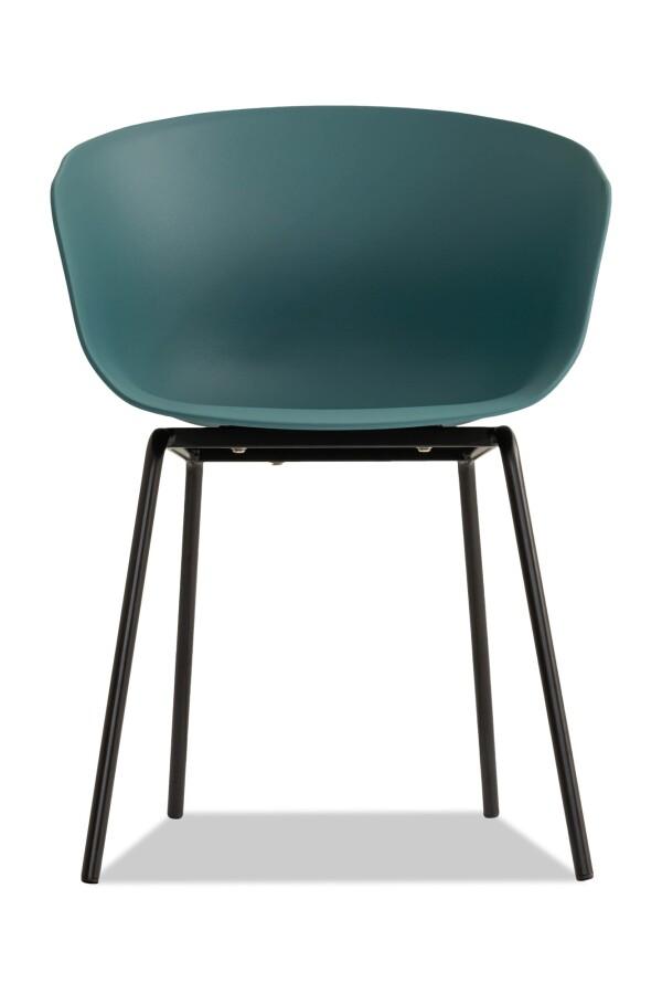 Arlo Chair (Teal Blue)