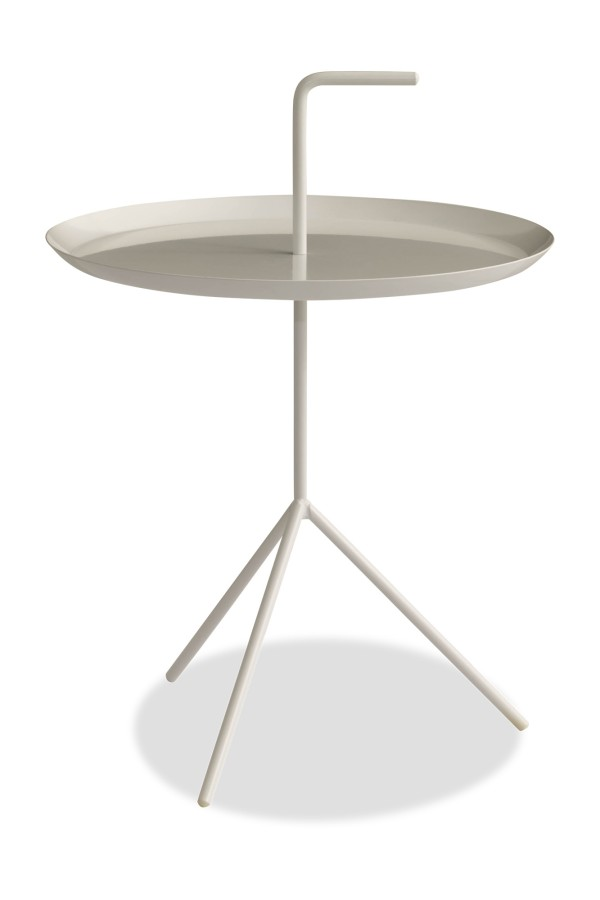 Theo Side Table (White)