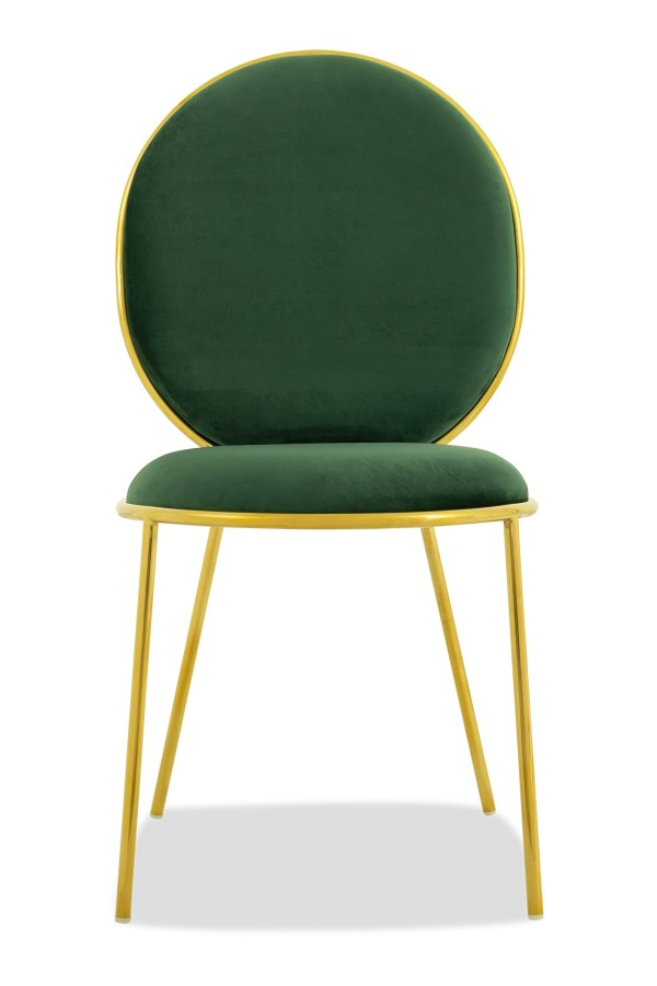 Claude Chair in Green