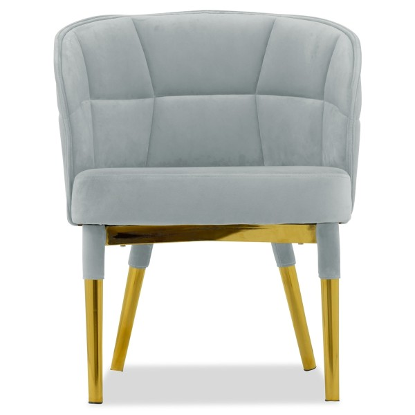 Stephie Armchair (Grey)