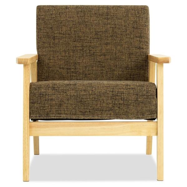 Hans 1 Seater Sofa (Autumn)