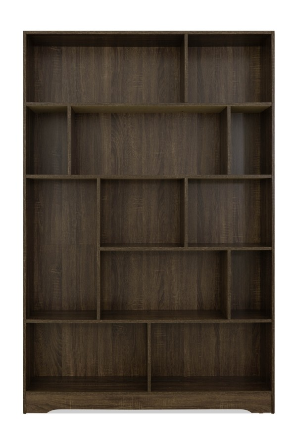 Franco Display Cabinet in Walnut