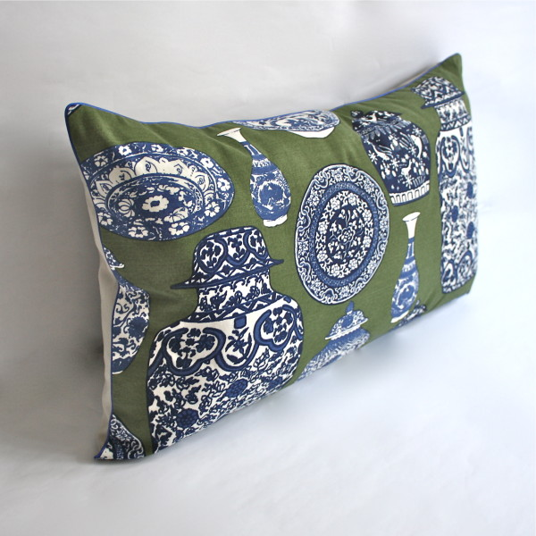 Porcelaine Jade Pillow 1