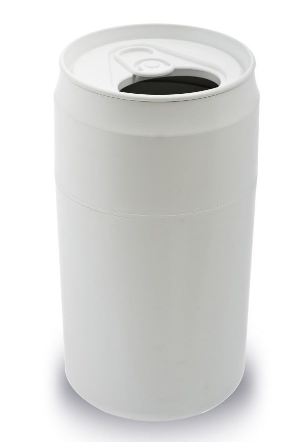 Capsule Can By Qualy (White)