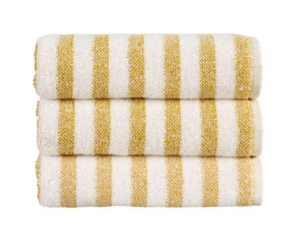 Christy Soho Bath Towel (Yellow)