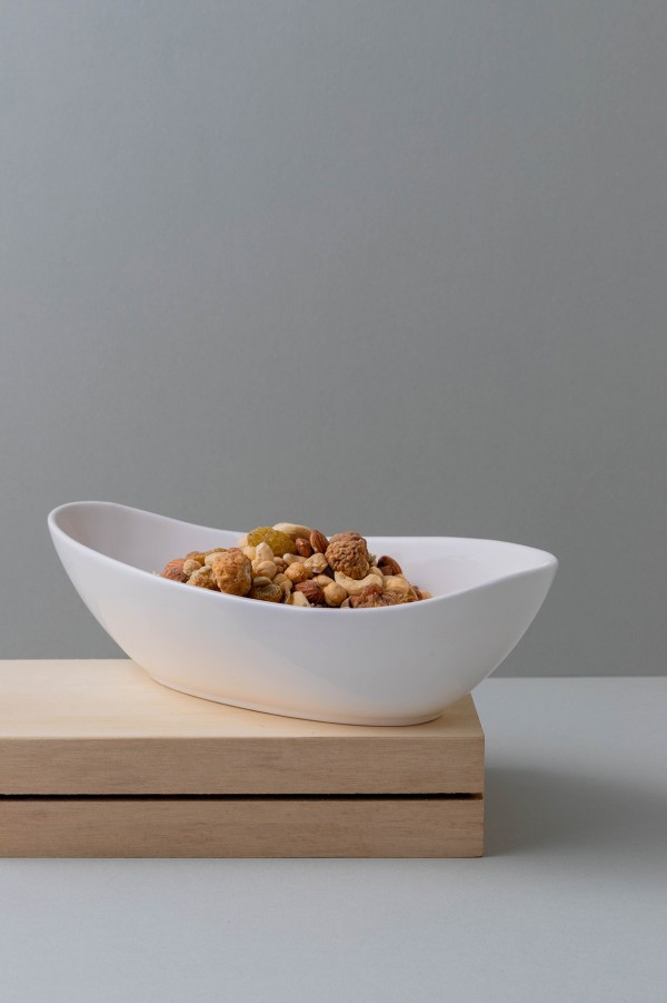 Nami Serving Bowl (White)