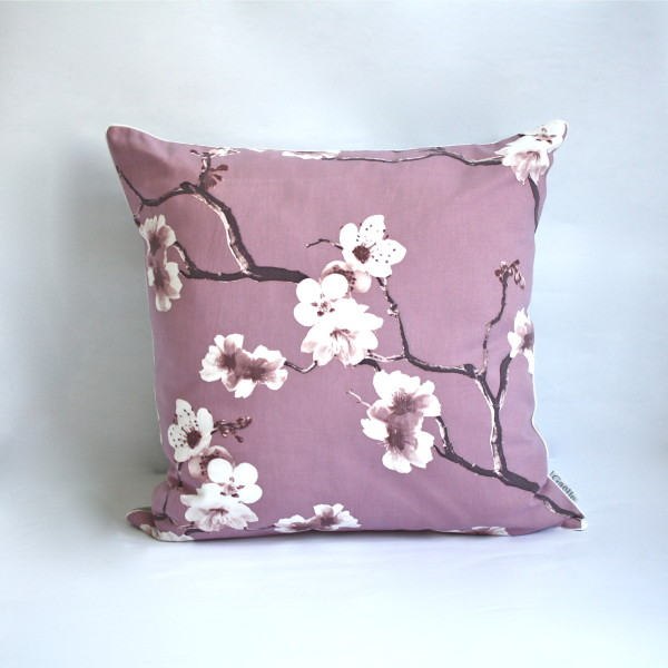 Sakura Plum Pillow 1