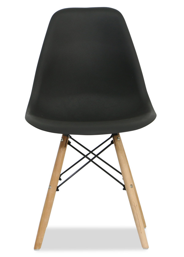 Eames black replica designer chair furniture home for Replica designer furniture