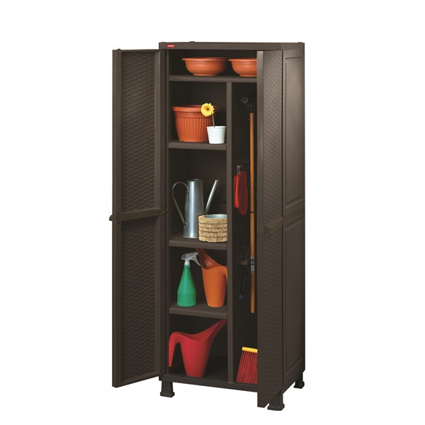 Keter Rattan Multipurpose Cabinet with Legs D-KT-73-9530