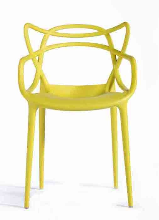 Camelia Yellow Designer Chair   Furniture & Home Décor   FortyTwo