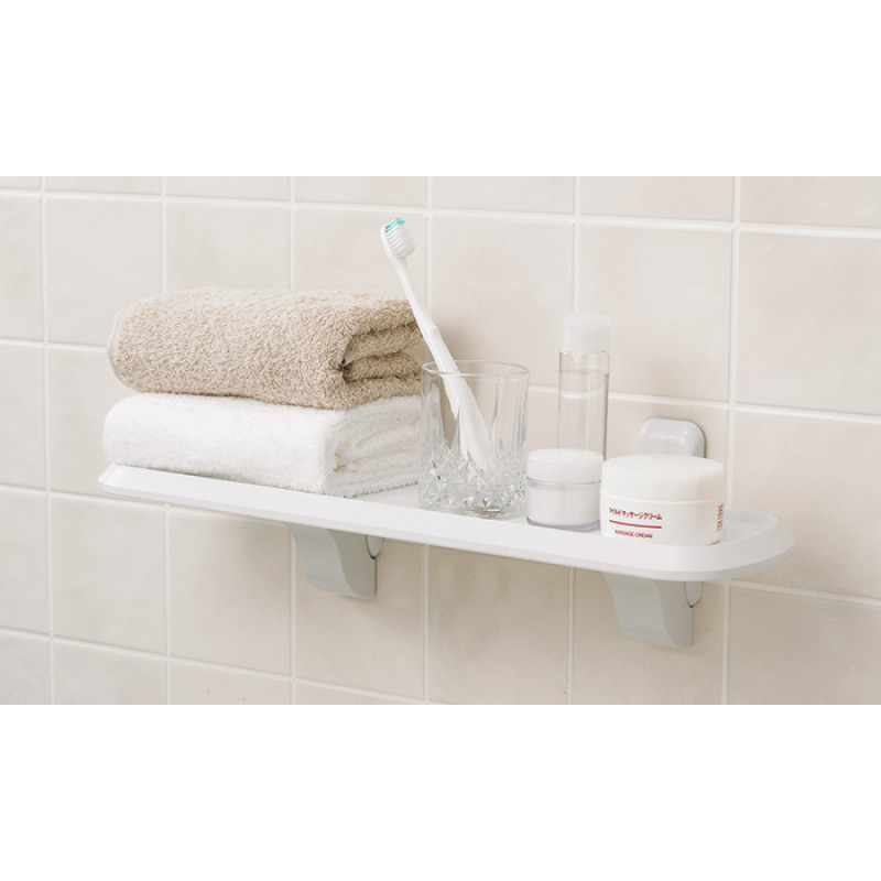 3M Command™ 17628B Plate Shelf Bath | Furniture & Home Décor | FortyTwo