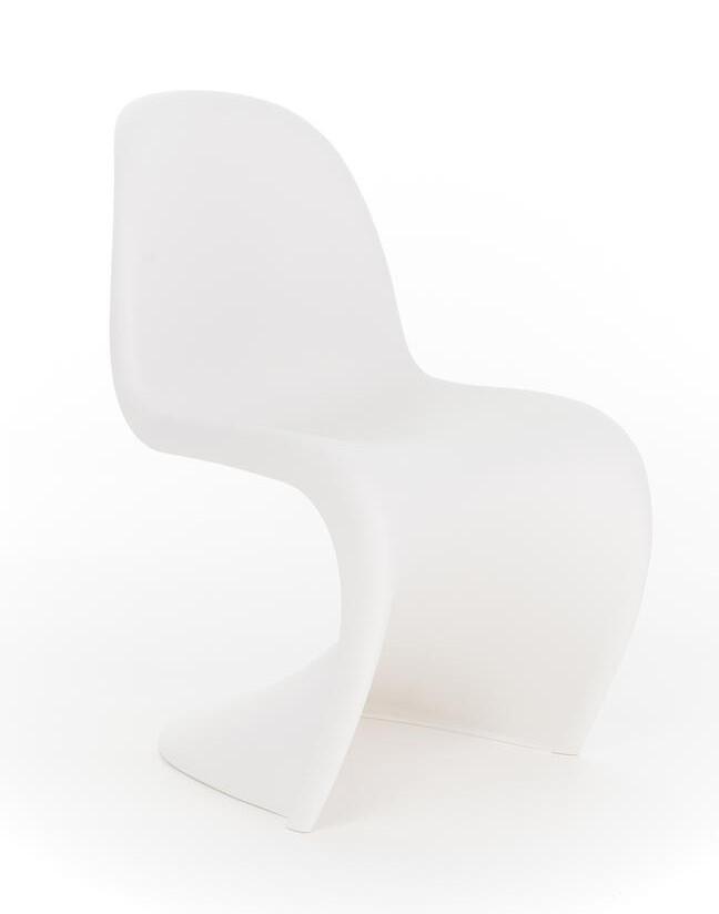 designer replica panton chair white furniture home décor fortytwo