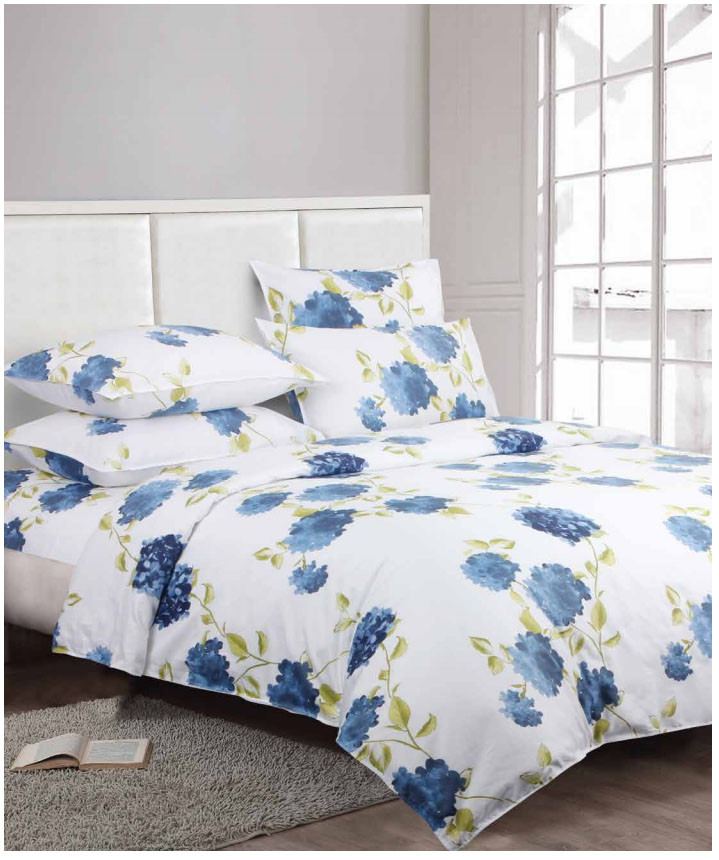 Friven Luxe   Juliet 100% Cotton Sateen Bed Set   690 Thread Count