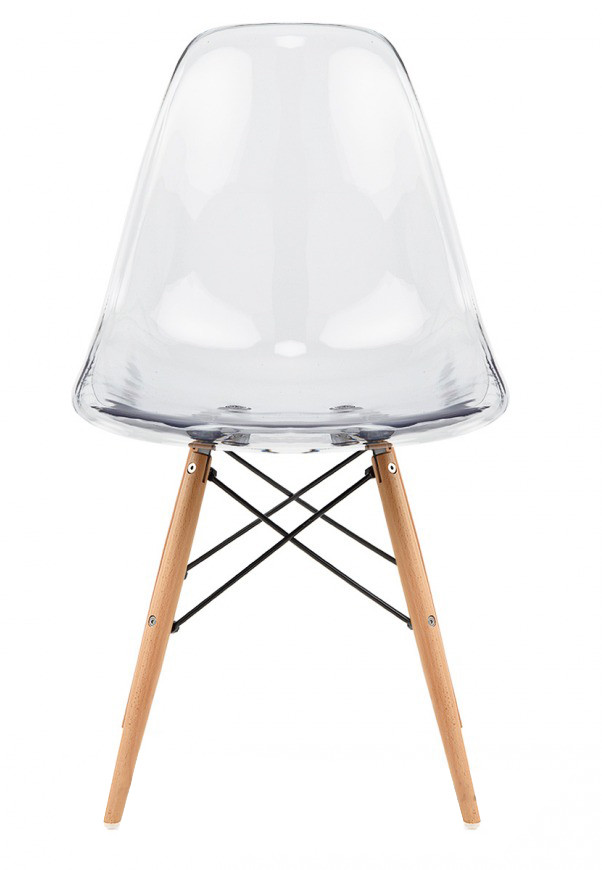 Eames Replica Chair (Clear) | Furniture & Home Décor | FortyTwo