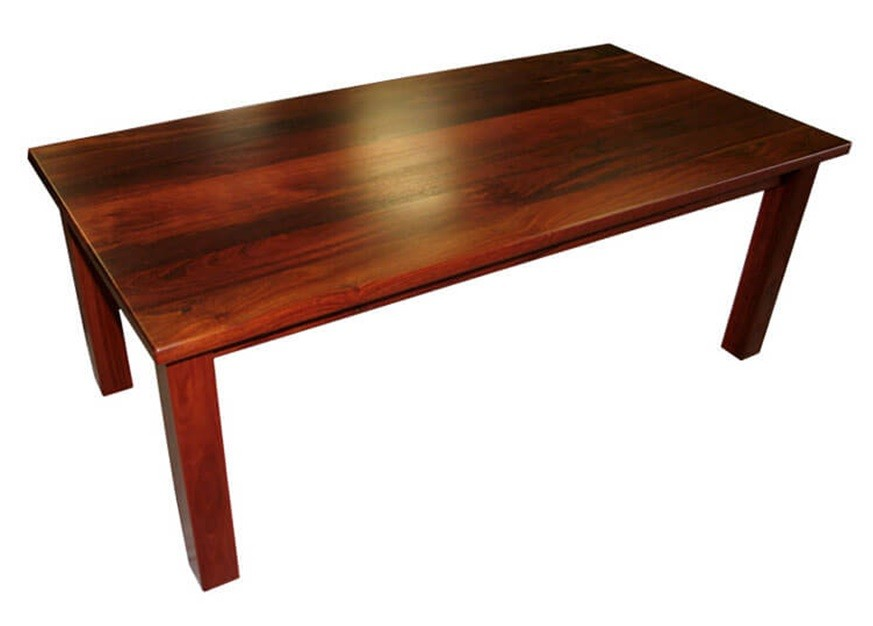 san francisco a9b74 31270 Solid Jarrah Hardwood Dining Table