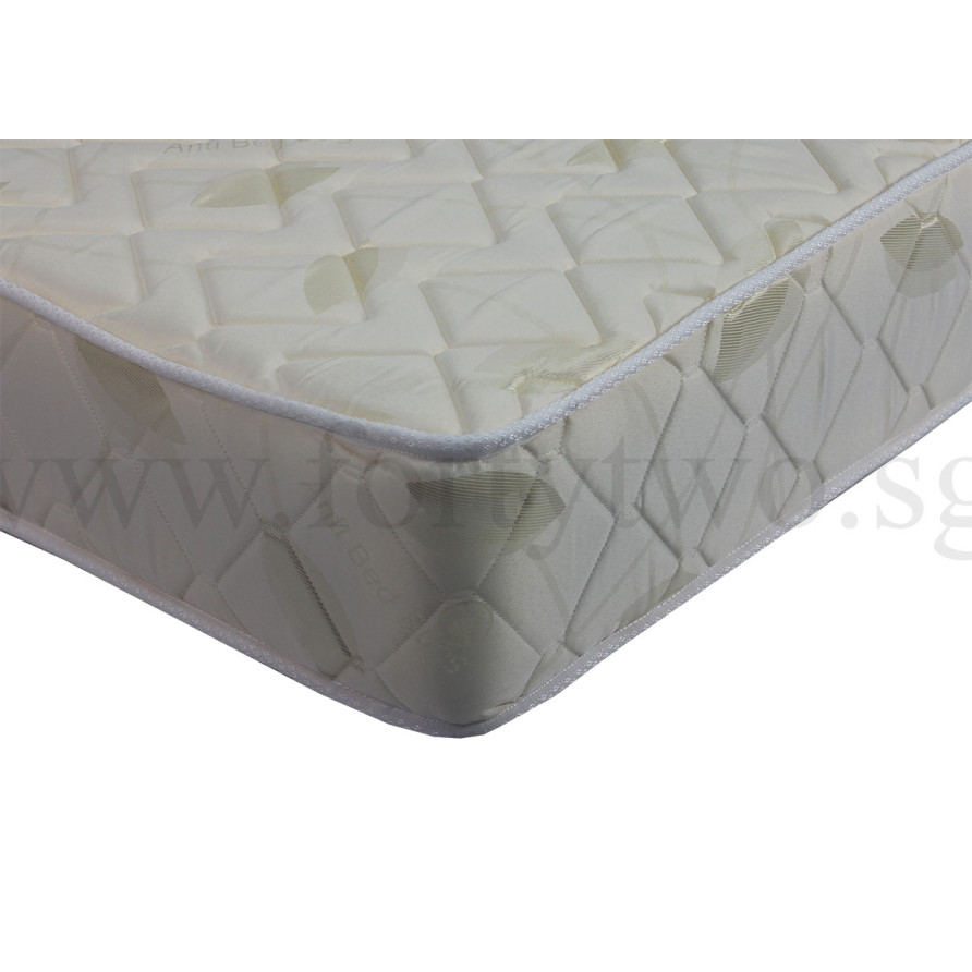 Princebed Back Shield I Anti Bed Bug Posture Coil Mattress