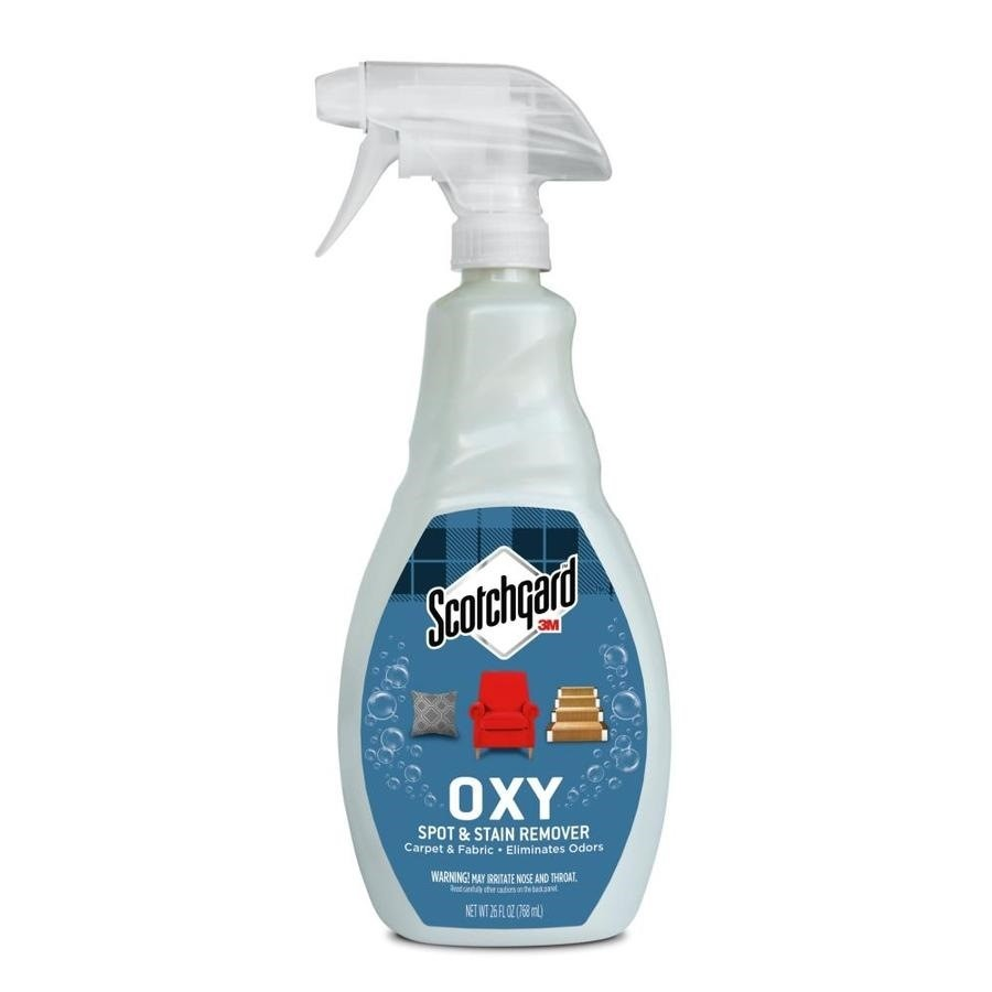 3m Scotchgard 1026c Oxy Spot Amp Stain Remover For Carpet
