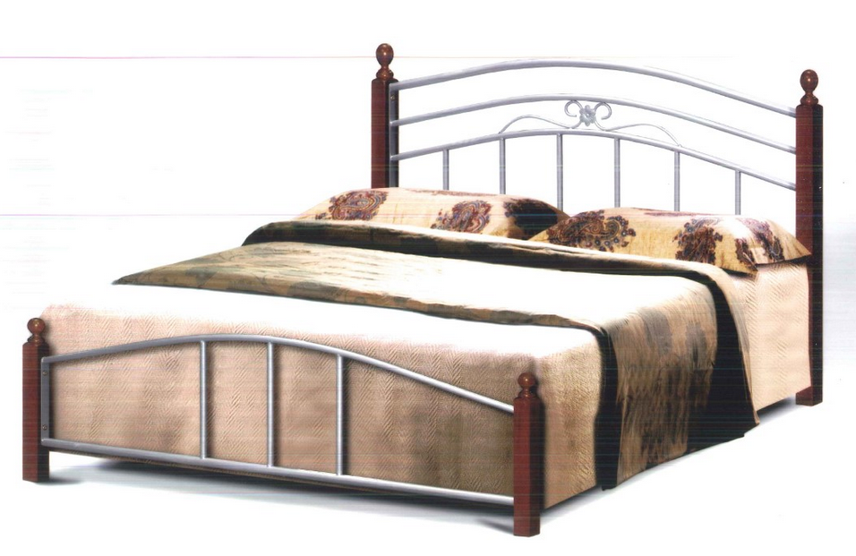 silver bed frame queen bishop bed frame in size silver metal bed frames 5212
