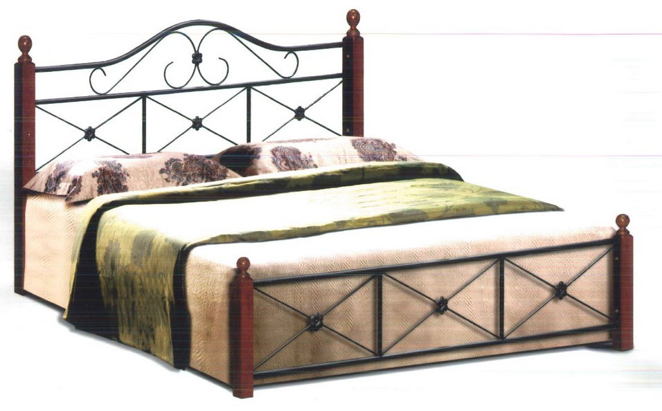 Ortiz Bed Frame in King Size (Black) | Furniture & Home Décor | FortyTwo