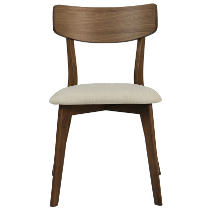 Deluxe Dining Chair Walnut