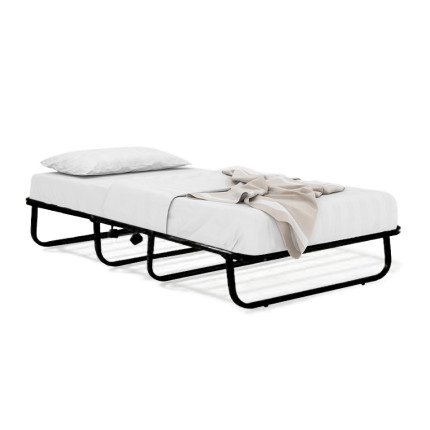 Single Metal Fold Up Bed Furniture Appliances FortyTwo