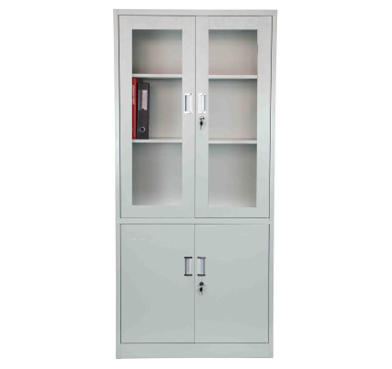 Excellent White Storage Cabinets With Doors Style