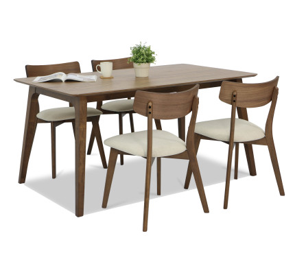 Loto Dining Table Set C 1 4