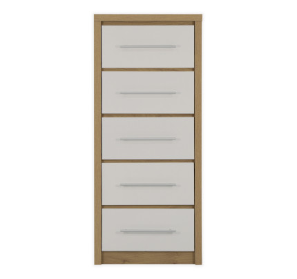 Sola Chest Of Drawer I In White