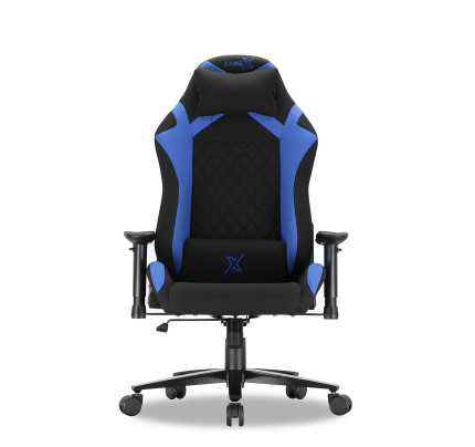 Kane X Professional Gaming Chair - Hermes (Dark Blue)  sc 1 st  FortyTwo : chairs for work - Cheerinfomania.Com