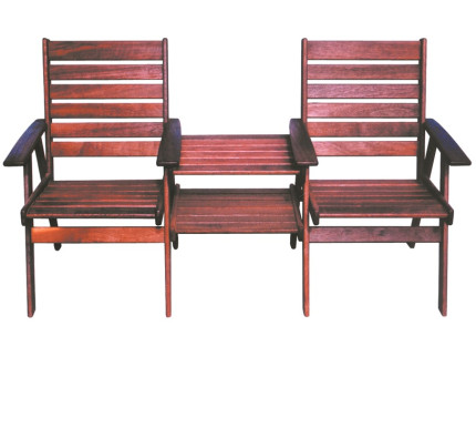 Groovy Buy Garden Benches Outdoor Garden Furniture Fortytwo Cjindustries Chair Design For Home Cjindustriesco