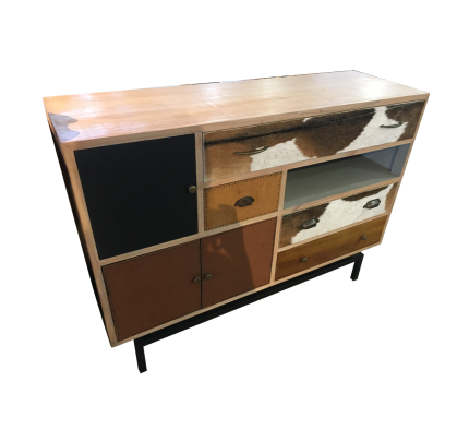 Multi Drawer Buffet  sc 1 st  FortyTwo & Buy Storage Cabinets Racks and Wardrobes   Living Room Furniture ...