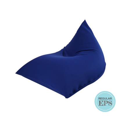 1e96df23fb Tetzzz Spandex Lounger bean bag by SG Beans (Navy