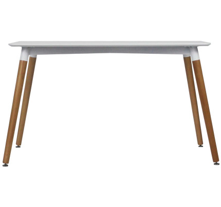 Vincente Dining Table-White (Medium)