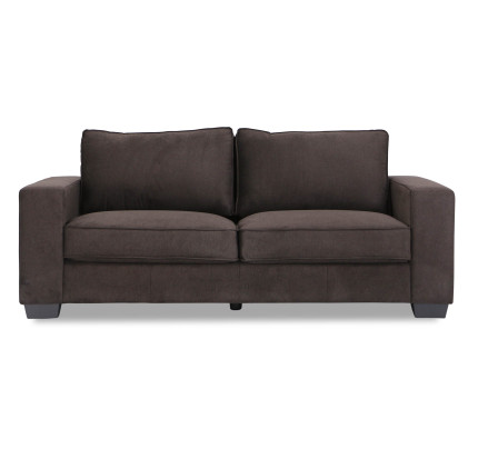 Verona 3 Seater Sofa Dark Brown