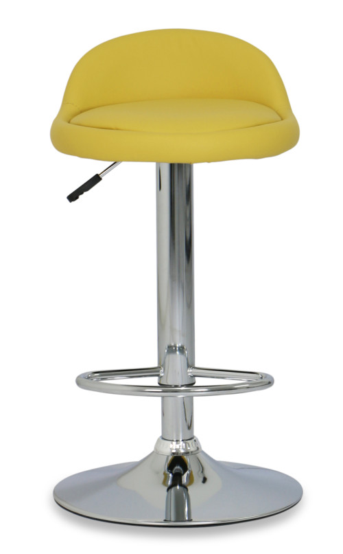 Lustig Bar Stool (Yellow)